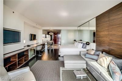 Palms Place A Resort Condo & S High Rise For Sale: 4381 Flamingo Road #1106