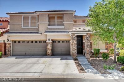 Single Family Home For Sale: 7638 Harney Peak Street