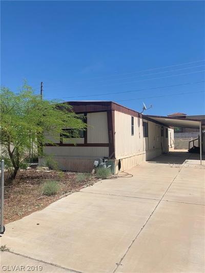 Henderson Manufactured Home For Sale: 1239 Inca Lane