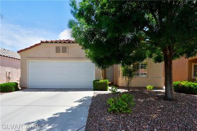 Seven Hills Single Family Home For Sale: 3177 Castle Canyon Avenue