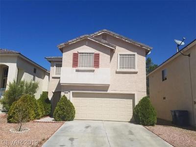 Silverado Ranch Single Family Home For Sale: 1816 Metallic Court