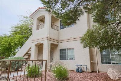 North Las Vegas Condo/Townhouse For Sale: 1881 Alexander Road #2115
