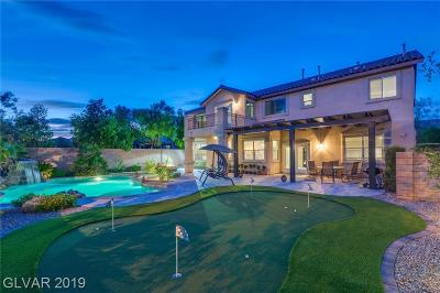 Las Vegas Single Family Home Under Contract - Show: 8053 Pavarotti Avenue