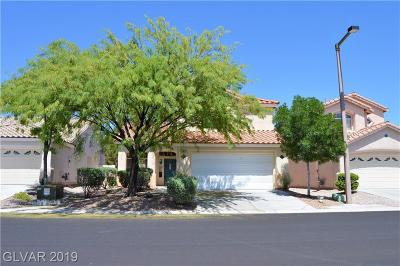 Las Vegas Single Family Home For Sale: 1917 Ivy Point Lane