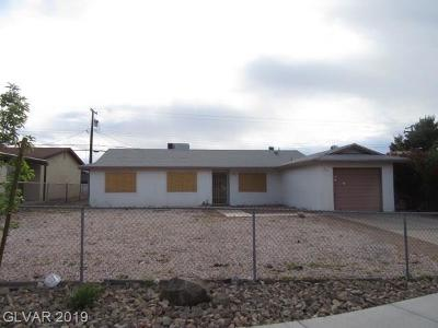 Henderson Single Family Home For Sale: 809 Center Street