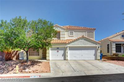 Henderson Single Family Home For Sale: 211 Oleander Place