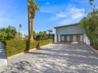 Paradise Single Family Home For Sale: 1507 Aztec Way