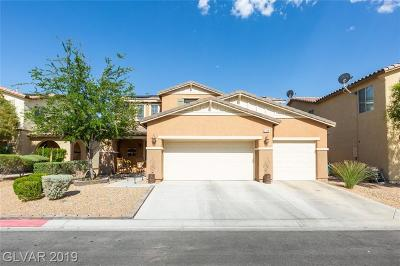 North Las Vegas Single Family Home For Sale: 6724 Journey Hills Court
