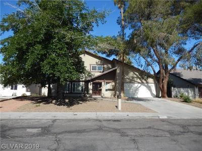 Paradise Single Family Home For Sale: 4741 Avenida Del Diablo