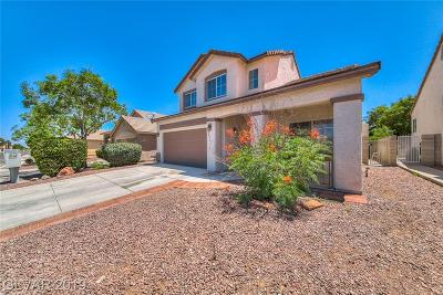 Las Vegas Single Family Home For Sale: 9496 Heatwave Street