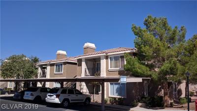 Henderson NV Condo/Townhouse For Sale: $185,000