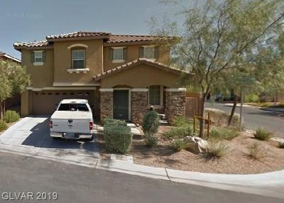 Las Vegas NV Single Family Home Under Contract - No Show: $250,000