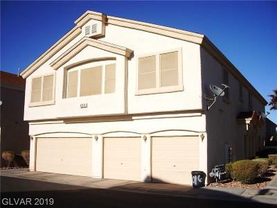 Henderson Condo/Townhouse For Sale: 6078 Allred Place #101