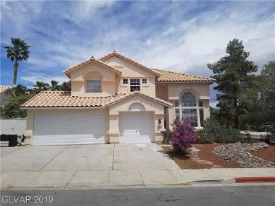 Henderson Single Family Home For Sale: 1820 Candle Bright Drive