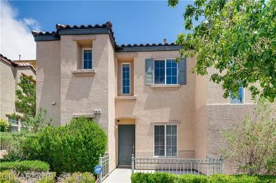 Las Vegas Single Family Home For Sale: 9016 In Vogue Court