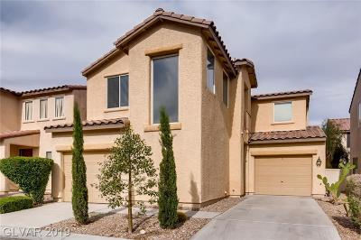 Clark County Single Family Home For Sale: 7984 Imperial Treasure Street