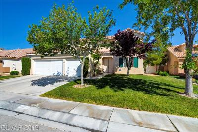 North Las Vegas Single Family Home For Sale: 1418 Big Tree Avenue