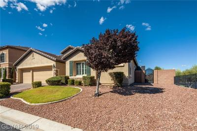 Rhodes Ranch Single Family Home For Sale: 6303 Windfresh