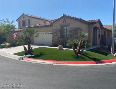 North Las Vegas NV Single Family Home For Sale: $225,000