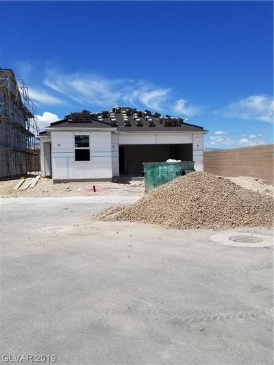 North Las Vegas NV Single Family Home For Sale: $323,509