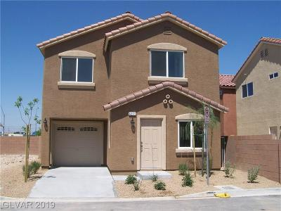 Single Family Home For Sale: 4965 Quiet Morning Street #36