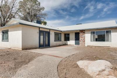 Henderson Single Family Home For Sale: 706 Sugarcane Court