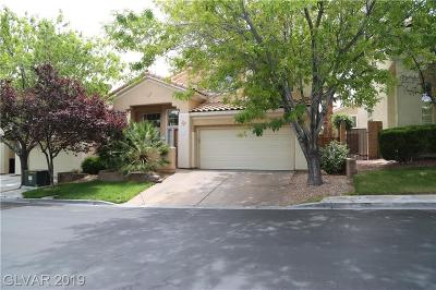 Rental Under Contract - Show: 10253 Copparo Place