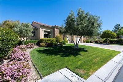 Las Vegas, Henderson Single Family Home For Sale: 26 Kittansett Loop