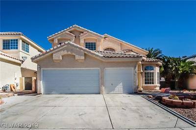North Las Vegas Single Family Home For Sale: 610 Rancho Del Mar Way