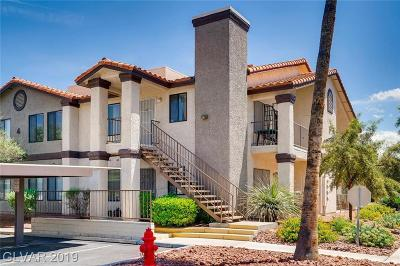Henderson Condo/Townhouse For Sale: 1575 Warm Springs Road #421