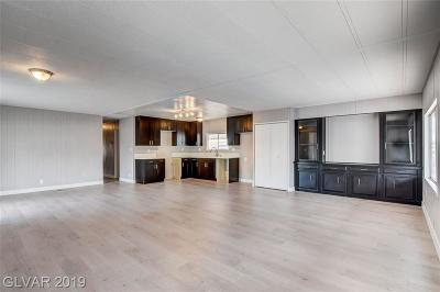 Las Vegas Manufactured Home For Sale: 3426 Allegheny Drive
