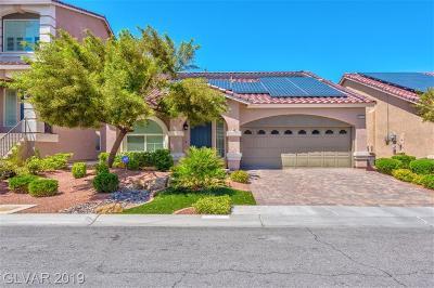 Enterprise Single Family Home For Sale: 6444 Jade Mountain Court