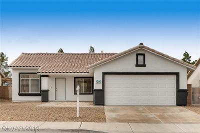 Henderson Single Family Home For Sale: 1206 Sunfire Street