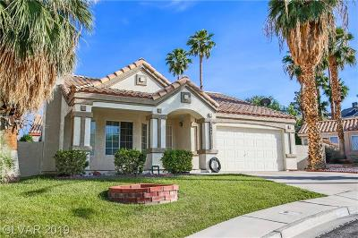 Henderson Single Family Home For Sale: 1693 Clear Look Court