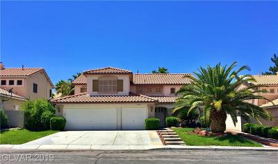 Silverado Ranch Single Family Home For Sale: 8183 Skycrest Drive