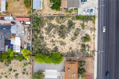 Las Vegas Residential Lots & Land For Sale: West Smoke Ranch Road