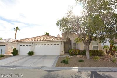 Las Vegas Single Family Home For Sale: 5032 Portraits Place