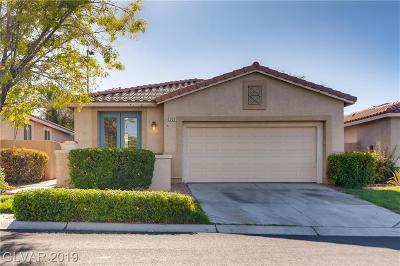Las Vegas  Single Family Home For Sale: 309 Jacaranda Arbor Street