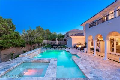 Single Family Home For Sale: 11926 Whitehills Street