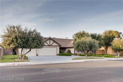 Single Family Home For Sale: 2820 Oakey Boulevard