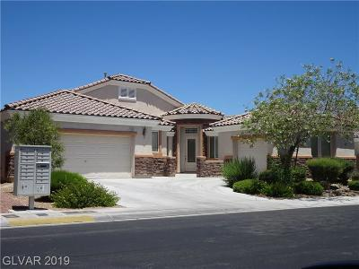 North Las Vegas Single Family Home For Sale: 4520 Sea Dream Avenue