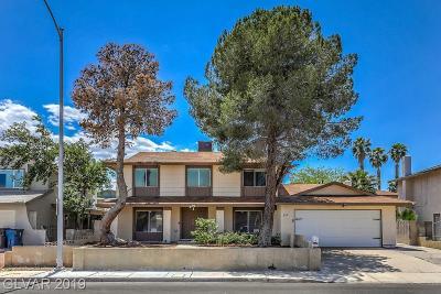 Paradise Single Family Home For Sale: 899 Monika Way