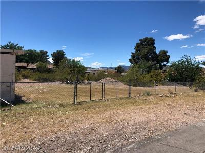 Henderson Residential Lots & Land For Sale: Mustang Drive