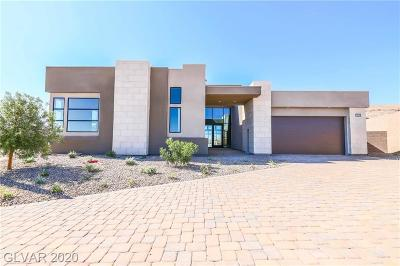 Las Vegas Single Family Home For Sale: 10965 White Clay Drive