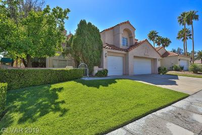 Henderson Single Family Home For Sale: 544 Aldbury Drive