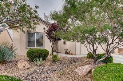 North Las Vegas Single Family Home For Sale: 2416 Great Auk Avenue