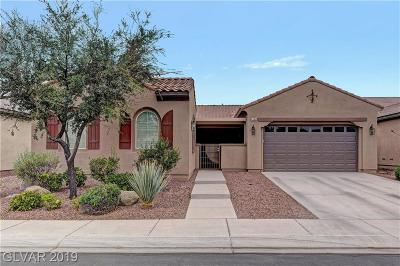 North Las Vegas Single Family Home For Sale: 4141 Cackling Goose Drive