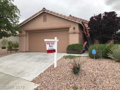 Las Vegas Single Family Home For Sale: 10486 Perfect Peace Lane