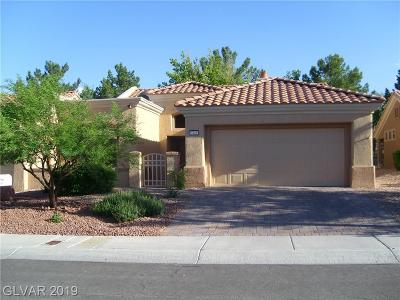 Las Vegas Condo/Townhouse For Sale: 9309 Fresh Spring Drive