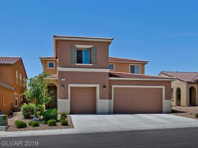 North Las Vegas Single Family Home For Sale: 6717 Dome Rock Street